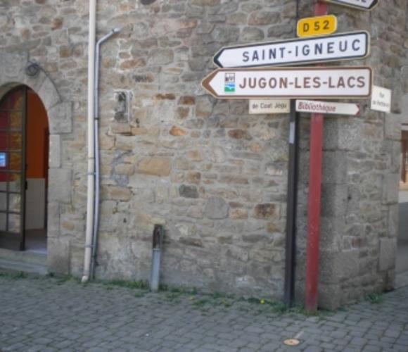 Location Bureaux 70m² Plédéliac (22270) - photo
