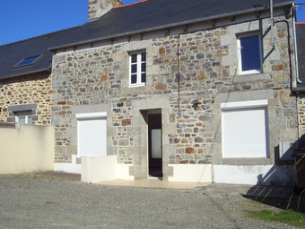 Location Maison 2 pièces 48m² Yffiniac (22120) - Photo 1