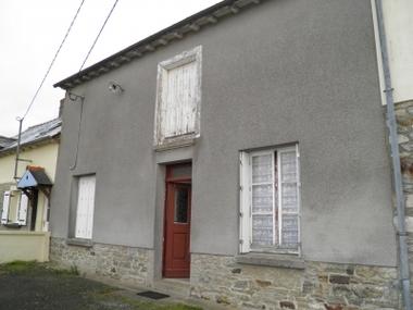 Vente Maison 3 pièces 50m² Saint-Jouan-de-l'Isle (22350) - photo