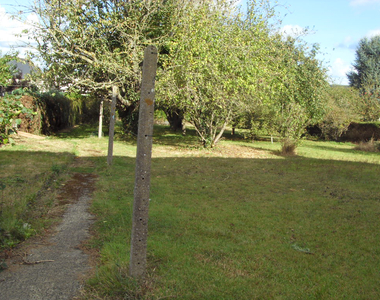 Vente Terrain 1 000m² PLOUFRAGAN - photo