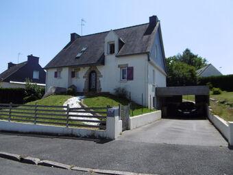 Vente Maison 6 pièces 133m² Loudéac (22600) - photo