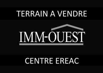 Vente Terrain 1 559m² EREAC - Photo 1
