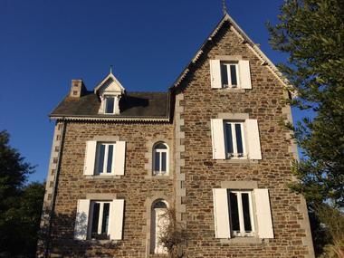 Vente Maison 8 pièces 190m² La Ville-ès-Nonais (35430) - photo