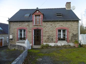 Vente Maison 5 pièces 86m² Plouguenast (22150) - Photo 1