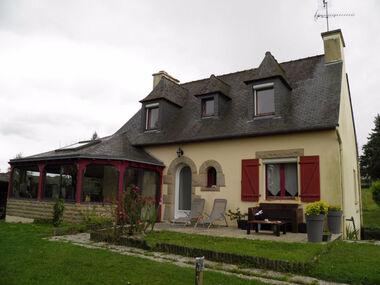 Vente Maison 6 pièces 127m² Saint-Vran (22230) - photo