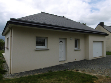 Vente Maison 4 pièces 74m² Uzel (22460) - photo