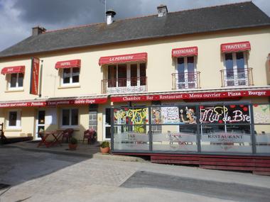 Vente Fonds de commerce 14 pièces Mûr-de-Bretagne (22530) - photo