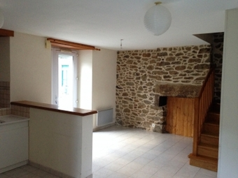Location Maison 3 pièces 51m² Créhen (22130) - Photo 1
