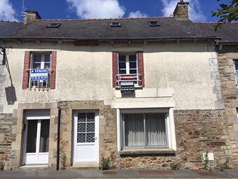 Vente Maison 3 pièces 80m² Broons (22250) - photo