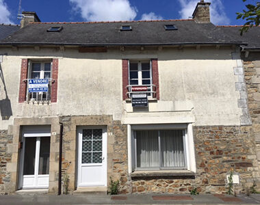 Vente Maison 3 pièces 80m² Broons (22250) - photo