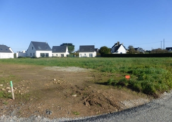 Vente Terrain 476m² Plouharnel - Photo 1