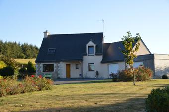 Vente Maison 7 pièces 125m² Plouguenast (22150) - Photo 1