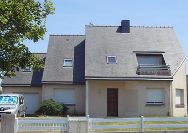 Vente Maison 7 pièces 150m² Trégueux (22950) - photo