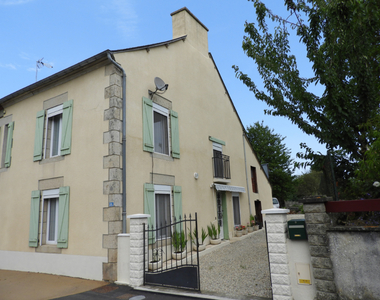 Vente Maison 4 pièces 80m² GUILLIERS - photo