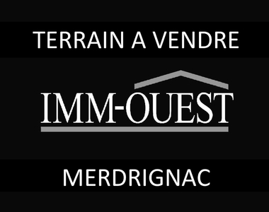 Vente Terrain 785m² Merdrignac (22230) - photo