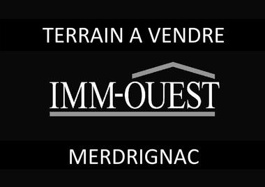 Vente Terrain Merdrignac (22230) - photo