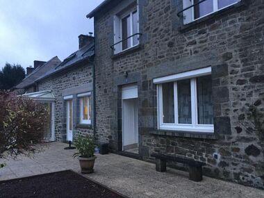Vente Maison 7 pièces 150m² Saint-Pierre-de-Plesguen (35720) - photo