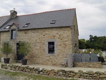 Vente Maison 5 pièces 101m² Le Mené (22330) - Photo 1