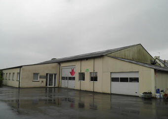 Location Bureaux 7 pièces 1 000m² Le Mené (22330) - Photo 1