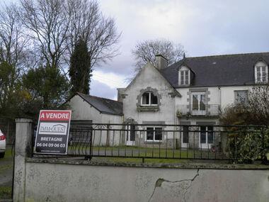 Vente Maison 9 pièces 169m² Le Mené (22330) - photo