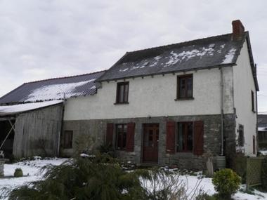 Vente Maison 4 pièces 100m² Éréac (22250) - photo