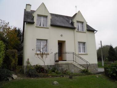 Vente Maison 6 pièces 91m² Merdrignac (22230) - photo