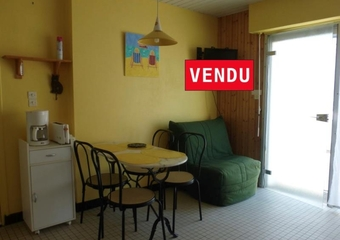 Vente Appartement 1 pièce 19m² Carnac - Photo 1