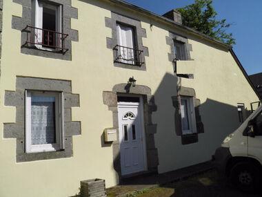 Vente Maison 4 pièces 102m² Le Mené (22330) - photo