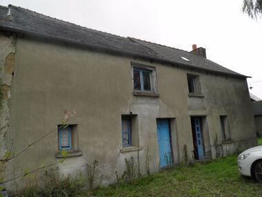 Vente Maison 2 pièces 50m² Saint-Launeuc (22230) - photo