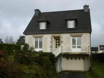 Vente Maison 5 pièces 100m² Loudéac (22600) - photo