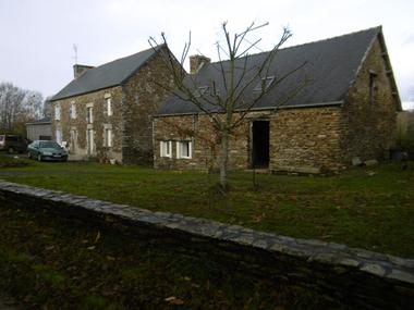 Vente Maison 6 pièces 130m² Uzel (22460) - photo