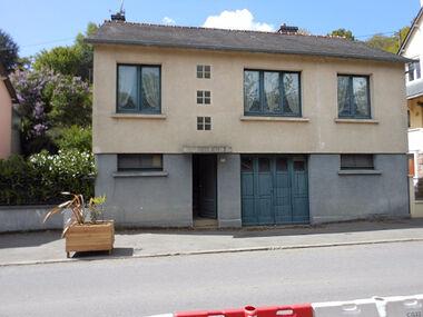 Vente Maison 5 pièces 60m² La Chèze (22210) - photo
