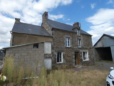 Vente Maison 3 pièces 60m² Plesder (35720) - photo