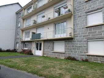 Vente Appartement 3 pièces 67m² Loudéac (22600) - photo