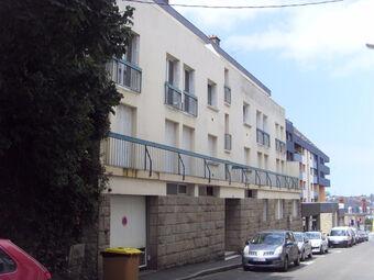 Vente Appartement 2 pièces 54m² Saint-Brieuc (22000) - photo