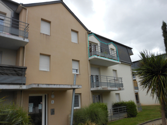 Vente Appartement 2 pièces 36m² Loudéac (22600) - Photo 1