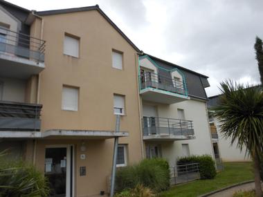 Vente Appartement 2 pièces 36m² Loudéac (22600) - photo