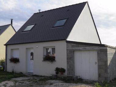 Vente Maison 4 pièces 70m² SAINT ONEN LA CHAPELLE - photo