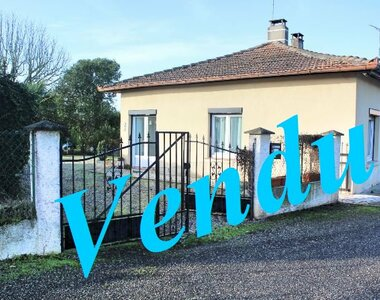 Vente Maison 3 pièces 71m² Cornebarrieu - photo