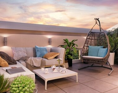 Vente Appartement 3 pièces 56m² Tournefeuille - photo