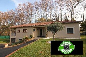 Vente Maison 4 pièces 126m² Montaigut-sur-Save (31530) - photo