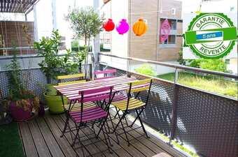 Vente Appartement 4 pièces 82m² Blagnac (31700) - photo