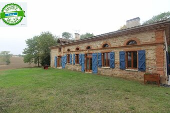 Vente Maison 7 pièces 360m² Lévignac (31530) - Photo 1
