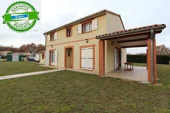 Vente Maison 6 pièces 146m² Aussonne (31840) - photo