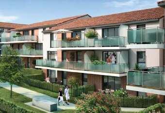 Vente Appartement 3 pièces 61m² Blagnac (31700) - photo