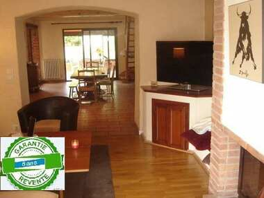 Vente Maison 5 pièces 173m² Saint-Paul-sur-Save (31530) - photo