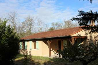 Location Maison 4 pièces 95m² Montaigut-sur-Save (31530) - photo