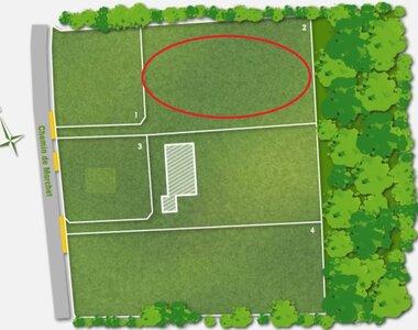 Vente Terrain 2 492m² Cornebarrieu - photo