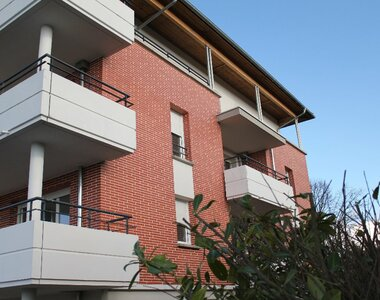 Vente Appartement 2 pièces 40m² Mondonville (31700) - photo