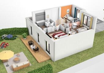 Vente Maison 5 pièces 102m² Beaupuy - photo